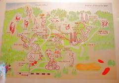 Tomamu Map