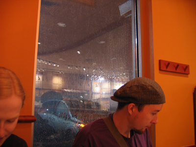 Panera Rain