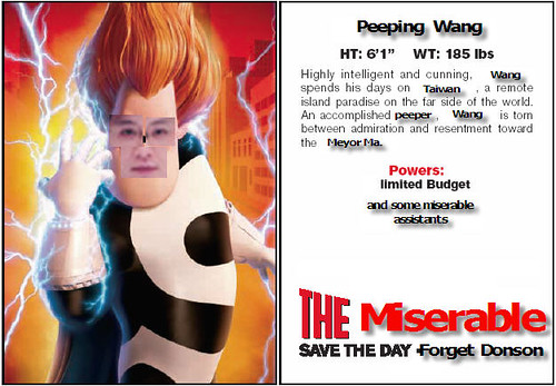SYNDROME Trading Card