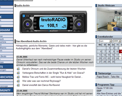 Abendland Audio-Archiv