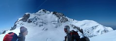panoramic - Mont Maudit