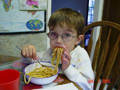 Noodles, anyone?