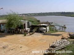 Barracas pescadores