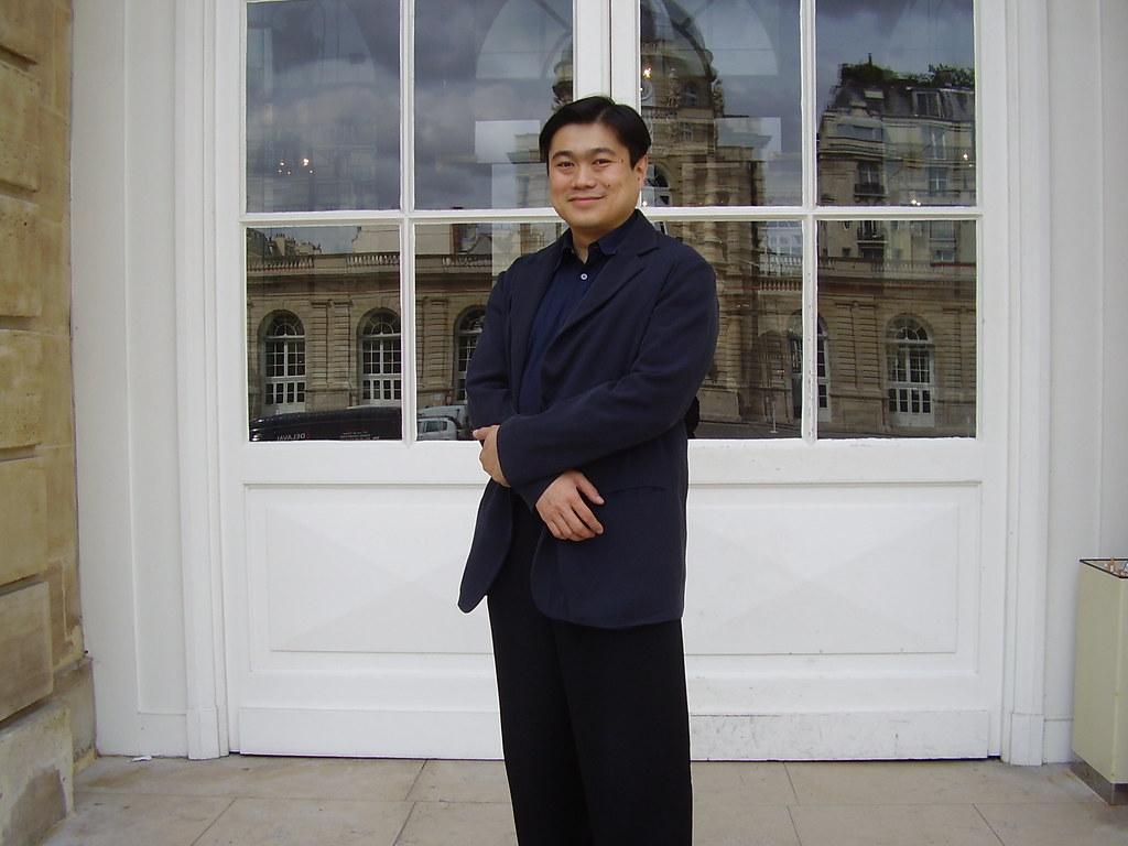 Moi Joi Ito, Empereur de la planète Blog.