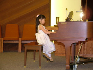 Yingwen's Piano Studio Recital, June 2005 - 13 | by sanbeiji