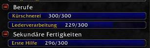 Erster 300 Skill!
