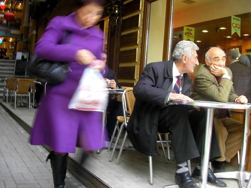 cafe conversation | by joguldi