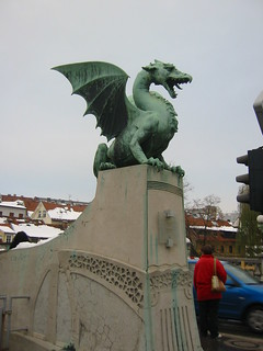 Zmajski Most - The Dragon Bridge