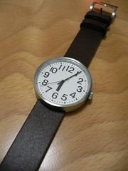 muji watch | by hirotomo