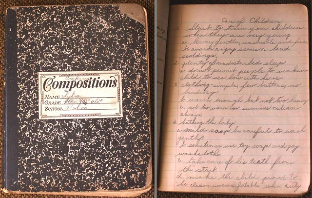 Sylvia's Notebook