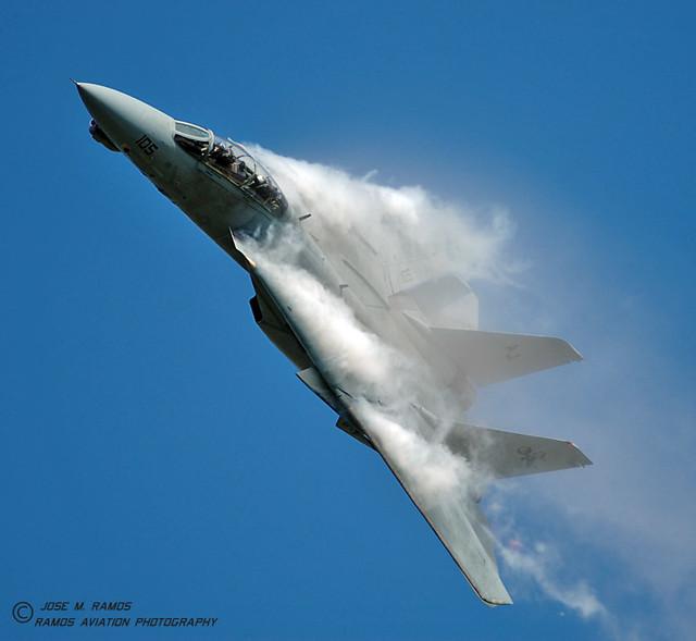 Felix 105 of VF-31 Tomcatters