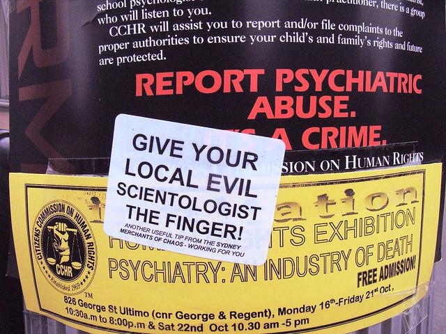 Psychiatry: An Industry of Death (now in Sydney)