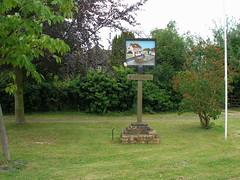 Bottisham Village sign   by Dreadnought & jb