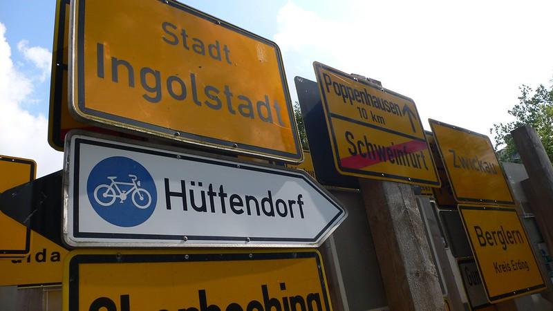 Hüttendorf