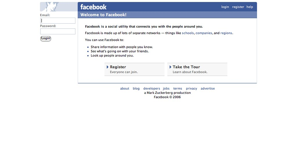 Login welcome facebook www The Original