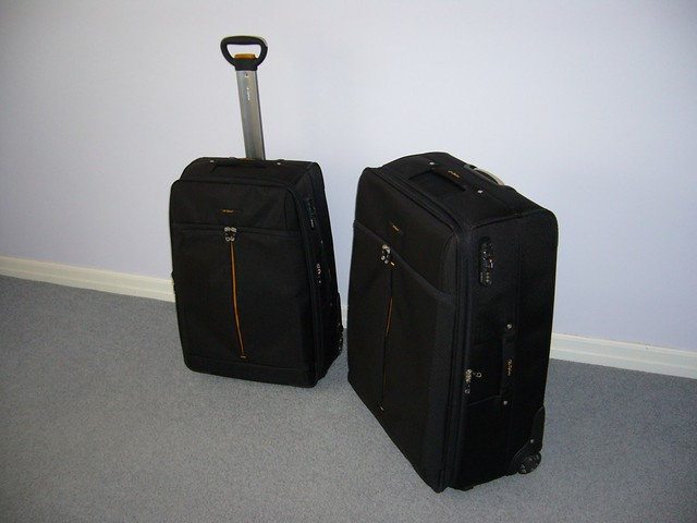 Sphere Luggage | Purchased in Hong Kong | Chris | Flickr