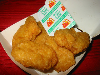 Mcdonald S Chicken Mcnuggets With Sweet And Sour Sauce Flickr