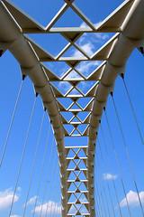 Humber Bay Gateway Bridge.