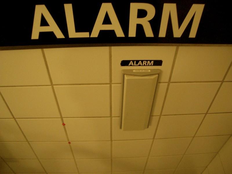 (alarm)