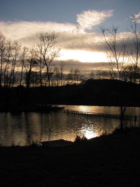 Evening at Morgan's Pool