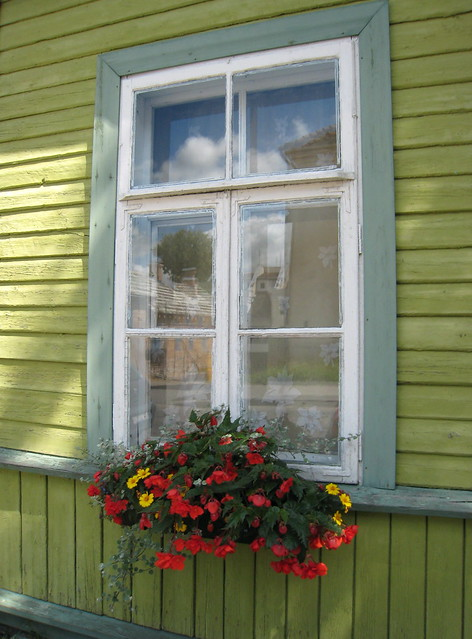 Trakai window 3