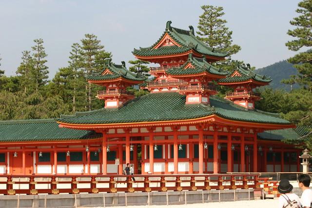 Heian shrine - Tokyo, Japan, 2007.