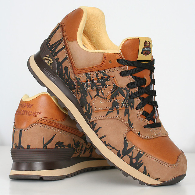 reputable site 5b0e5 c9b46 New Balance 574 Limited Edition Shogun | Kristian Ekfors ...