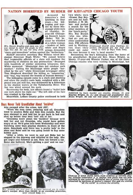 Remembering Emmett Till And the Emmett Till Case - The Nation Is Horrified by the Emmett Till Murder - Jet Magazine, September 15, 1955