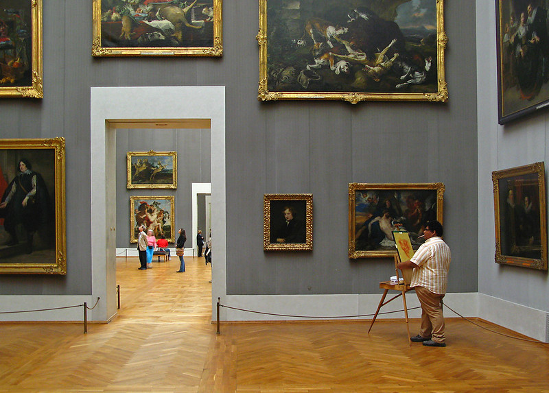 Alte Pinakothek - Munich