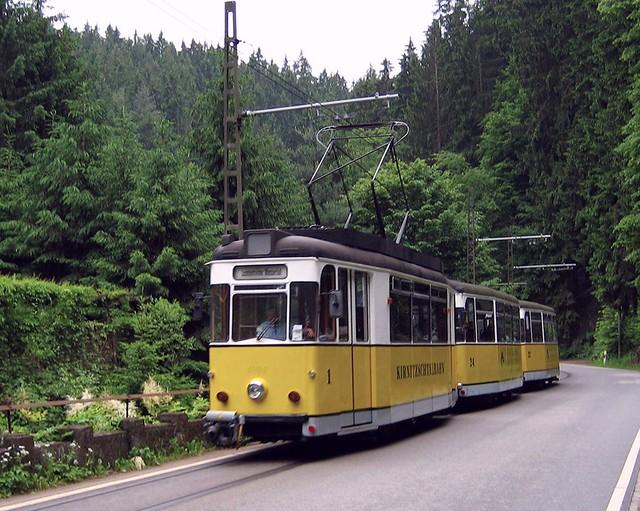 Kirnitzschtalbahn  2010
