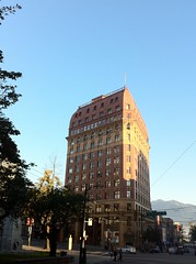 You look nice today, Dominion Building