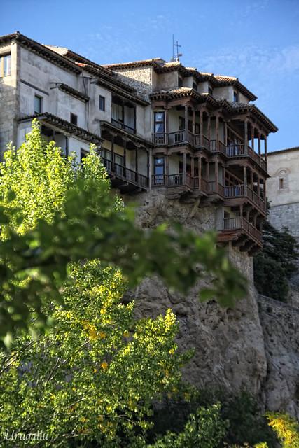 06 Casas colgantes de Cuenca