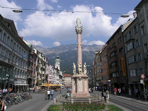 Innsbruck on Sunday morning   by timsackton