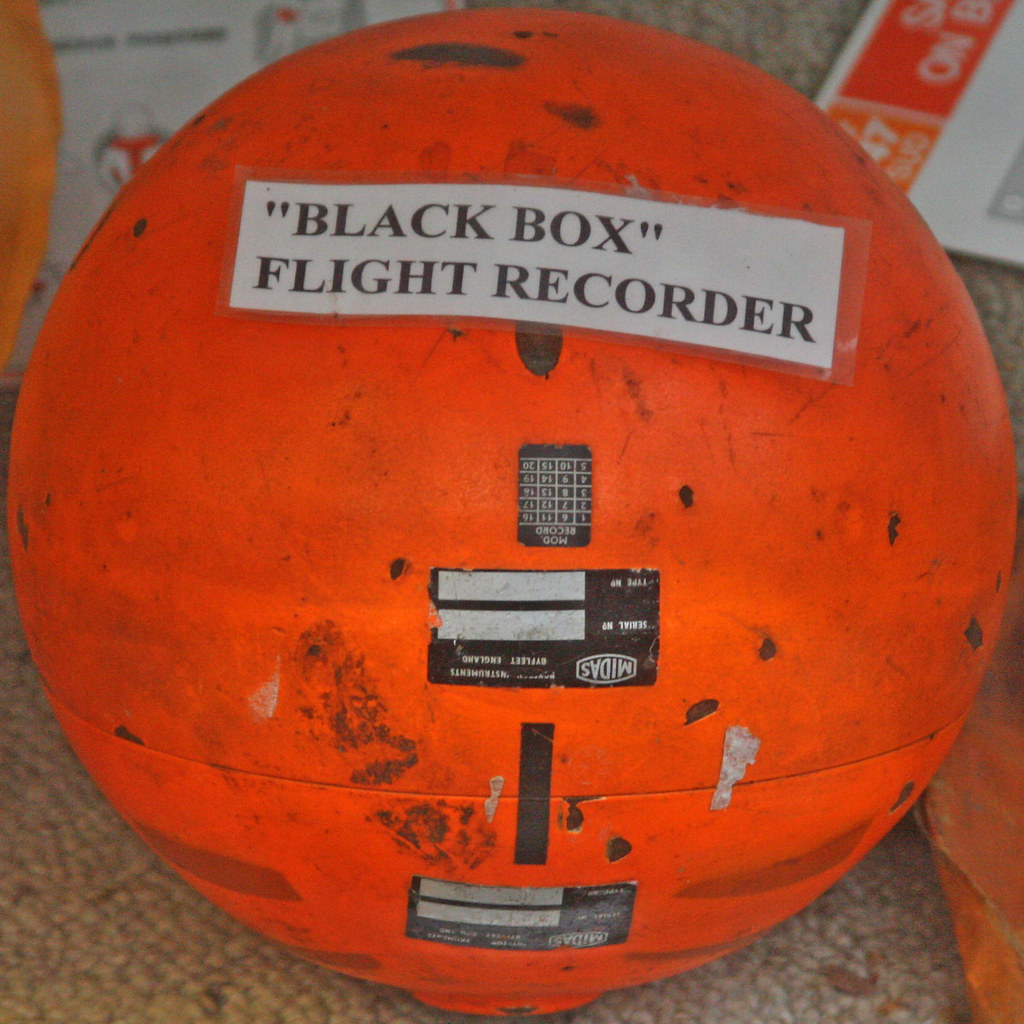 Pictures black box flight recorder, fill every hole fuck videos