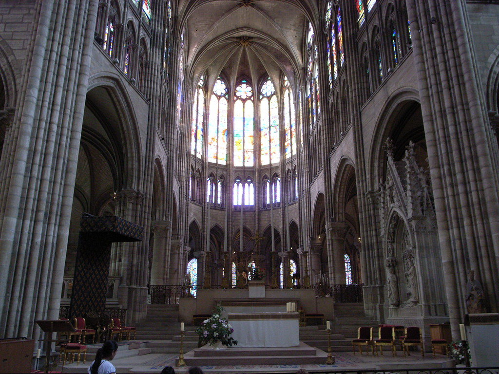 Image result for saint denis interior