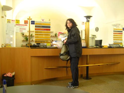 Prague Post Office