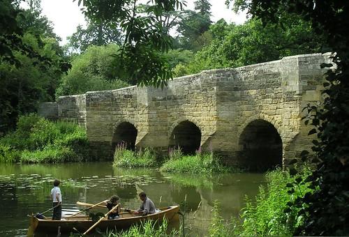 Book 3, Walk 39, Amberley to Pulborough Stopham Bridge, 14 July '07