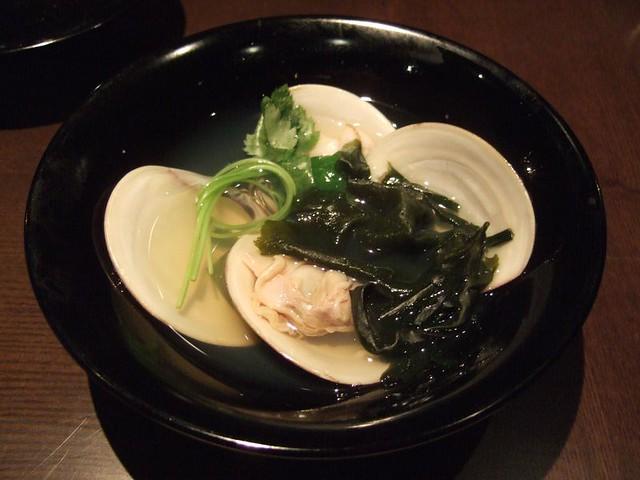 Hamaguri Osuimono