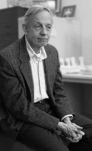 John Nash, A beautiful mind | by worthyorchid