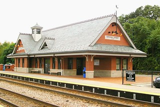 Elgin, IL train station | by kla4067