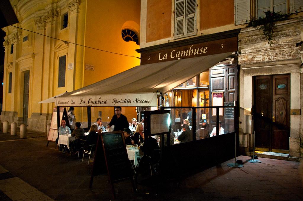 la cambuse restaurant exterior nice france limewave flickr rh flickr com