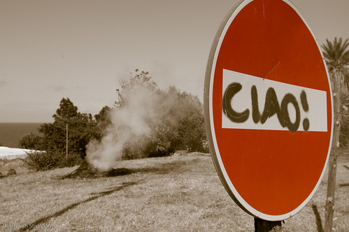 Ciao! | by Ulrich van Stipriaan