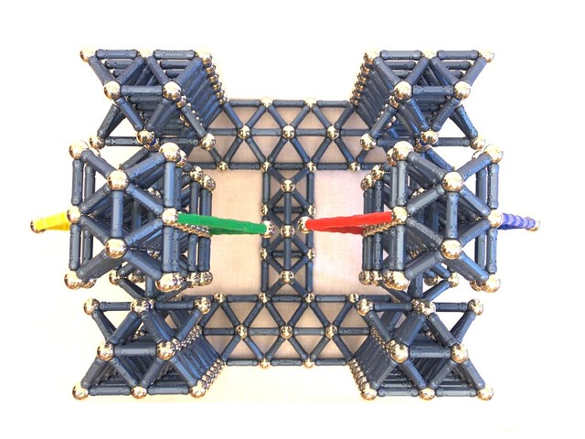 Dynamic Geomag: John Harrison's H1 Clock