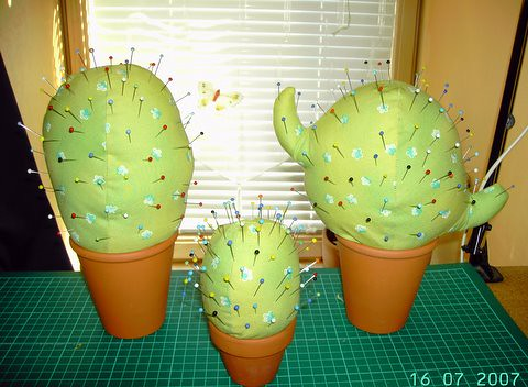 Prickly Pear Cacti DIY Sewing from Tutorial (1) | by Quilt-Blog