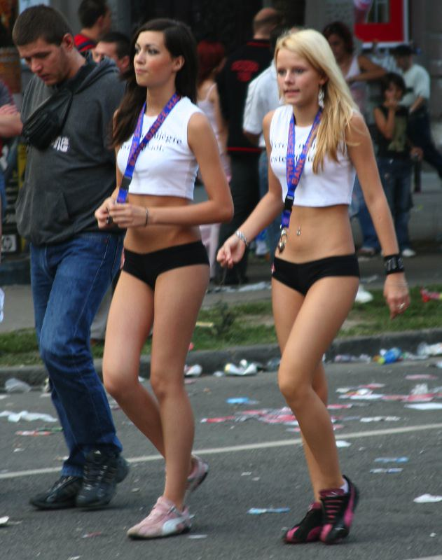 Girls Budapest