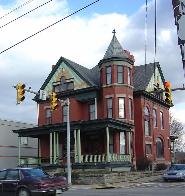 Judge Cox House