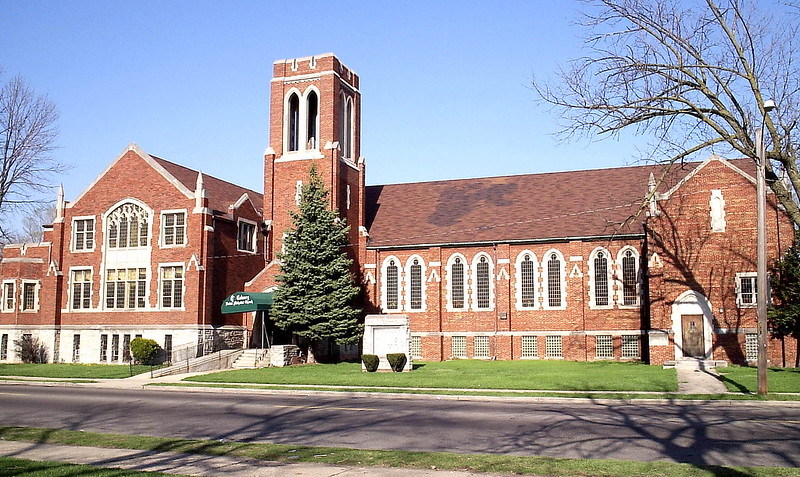 Calvary United Methodist Church--Detroit MI