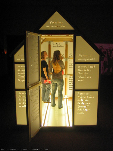 documenta 12 | Mary Kelly and Ray Barrie / Love Songs | 2007 | Neue Galerie | by A-C-K