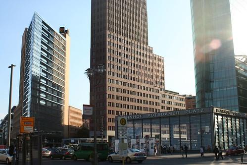 Potsdamer Platz   by mK B.