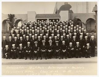 1943: U.S. Navy / San Diego